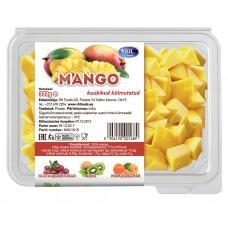 Mango kuubikud, külmutatud, 300g/12tk