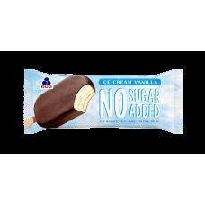 Vanillijäätis ilma lisatud suhkruta SUGAR FREE, külmutatud, 80ml/60g/30tk (-18C)
