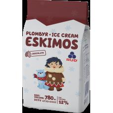 Šokolaadiplombiir Eskimos 780ml/450g/6tk, RUD (-18C)