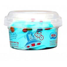 Vanillijäätis Bubble Gum maitsega koos kakao drazeega UFO, 180ml/100g/16tk, Hela-Prima (-18C)