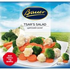 Tsaari salat, külmutatud, 400g/20tk, Bauer (-18C)