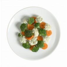Kaiseri mix (Brokoli segu: porgand, lillkapsas, brokoli), külmutatud, 2,5kg