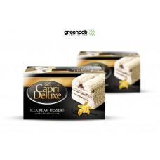 Jäätisetort vanilje CAPRI DE LUX, 330g/8tk